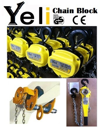 Chain Hoist manual Yeli (1)