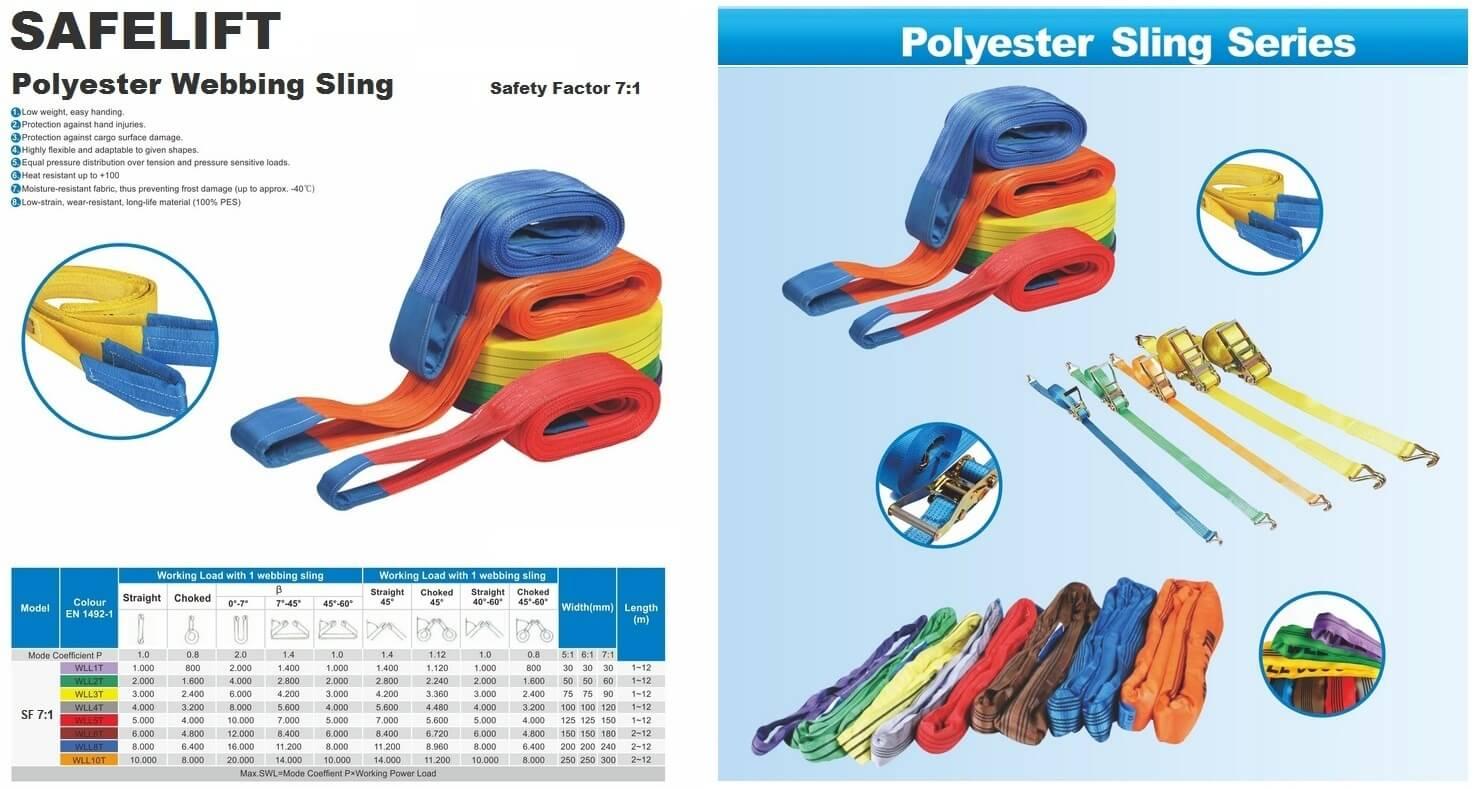 Webbing Sling Catalog