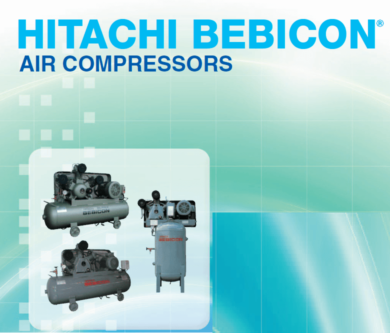 air compressor hitachi